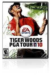 Tiger Woods PGA Tour10